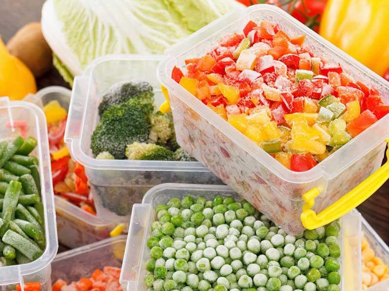 Qué alimentos se pueden congelar