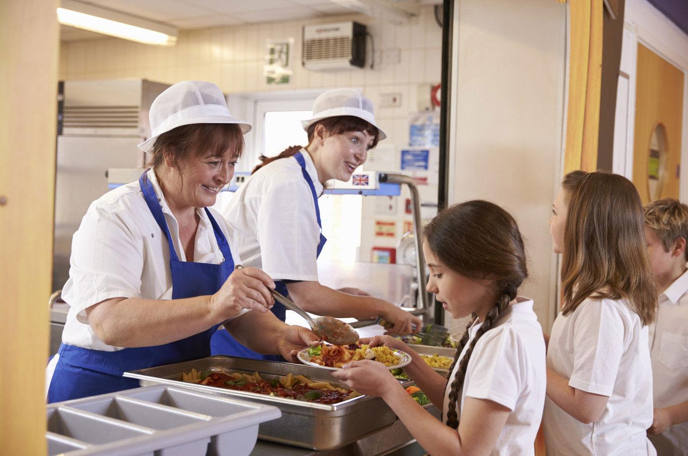Higiene comedor escolar