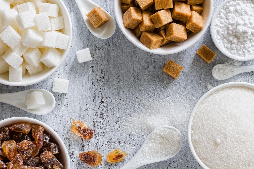 Alternativas al azucar